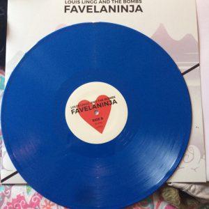 Favela Ninja (CD – Vinyle – K7)