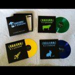 Coffret 3 vinyles