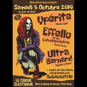 Concert au Cirque Electrique