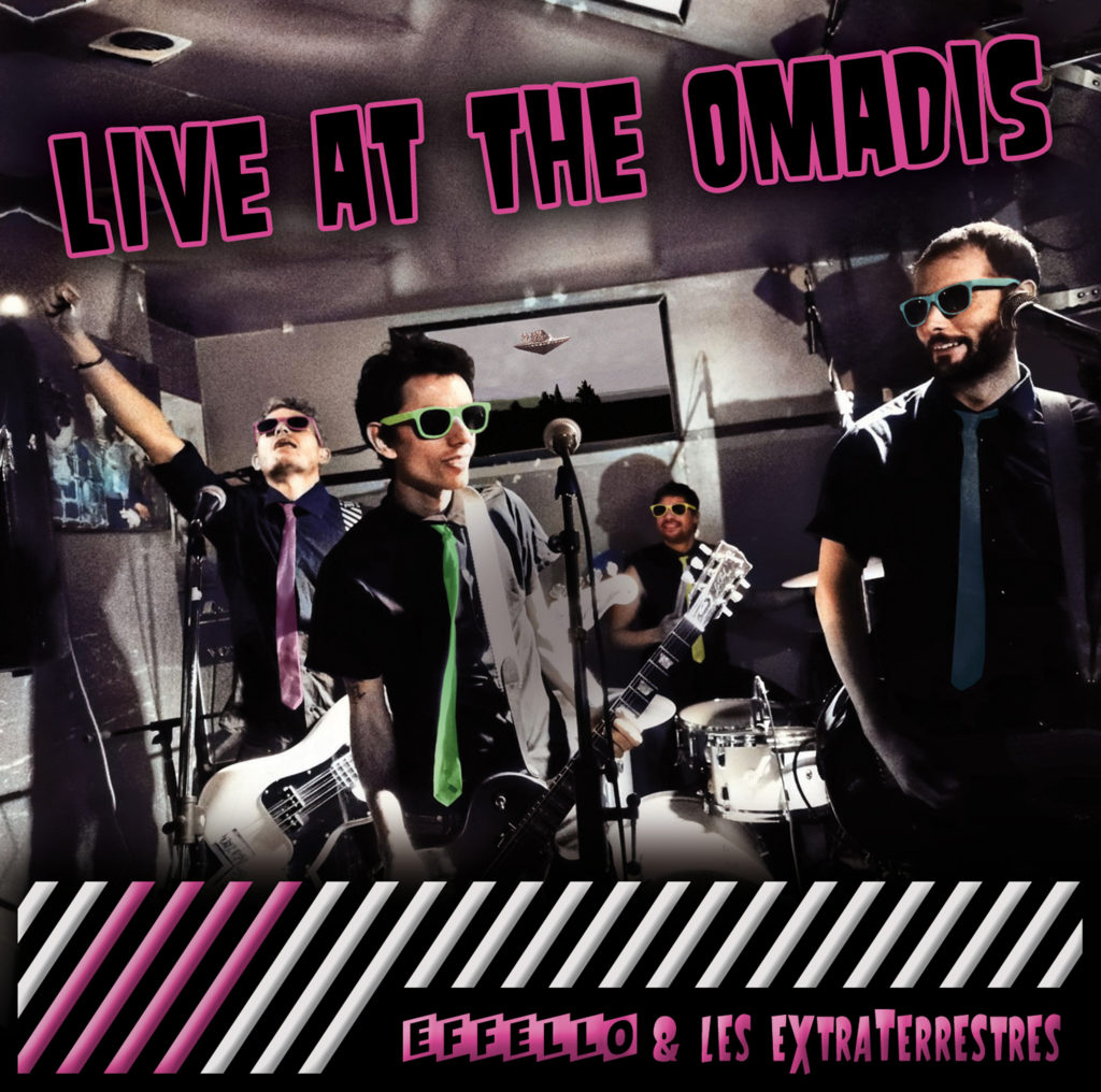 Live at the Omadis